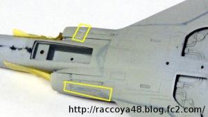 イタレリ1/72 F-21 LION 20190227b