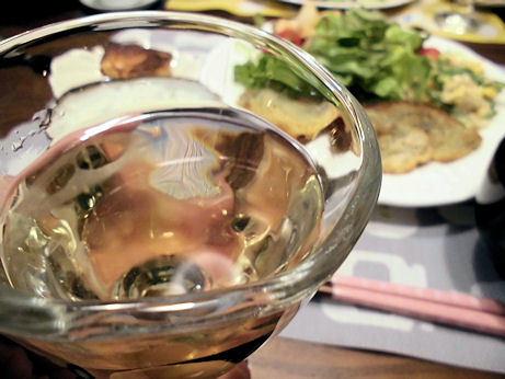 ボルドーの白ワイン
