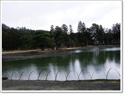 大泉の池&庭園