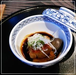 金目鯛煮物