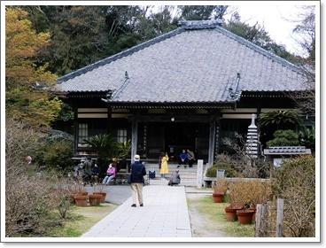 宝福寺(唐人お吉の墓)