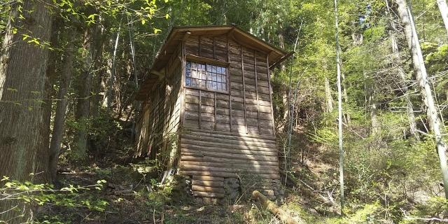 いい感じの小屋