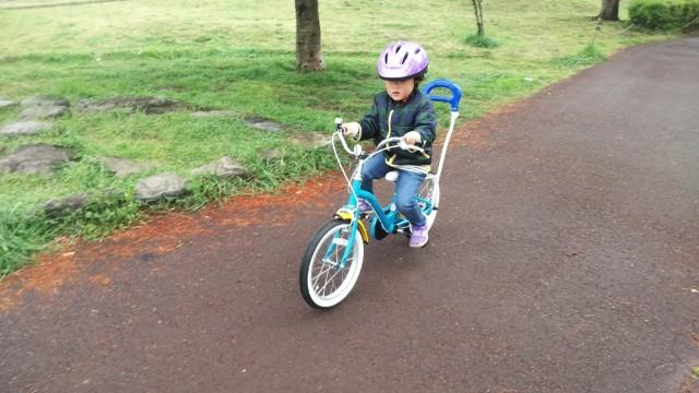 子供簡単に自転車に乗れるようになる