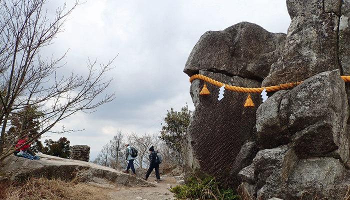 2019,3,31三郡山縦走-6