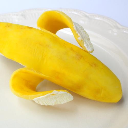 剥きバナナ