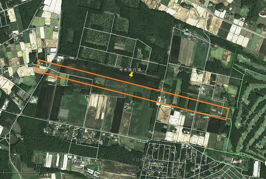 今市秘匿飛行場跡地 - ちょいと気ままに遺跡探訪(たまにレストア)&雑記