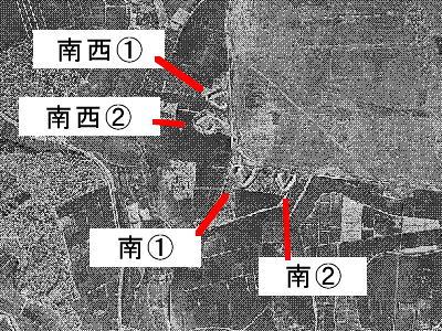 下館飛行場 その①(旧陸軍 宇都宮飛行学校下館分教場跡地 ...