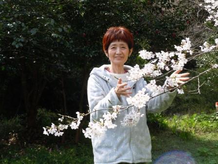 桜と和子さん3(2019-03-29)