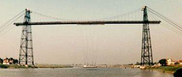 トランスボドゥール橋 Le pont transbordeur
