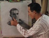 「巴里のアメリカ人(ヴィンセント・ミネリ監督 1951年 ) 」のジーン・ケリー