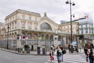 パリ 東駅 - 1