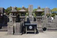 西郷隆盛墓所