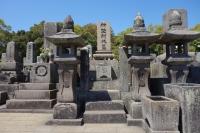 中村半次郎墓所