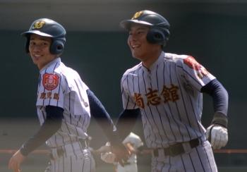 190401-1尚志館7点目・福重2ラン