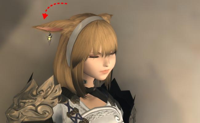 ミコッテの耳3