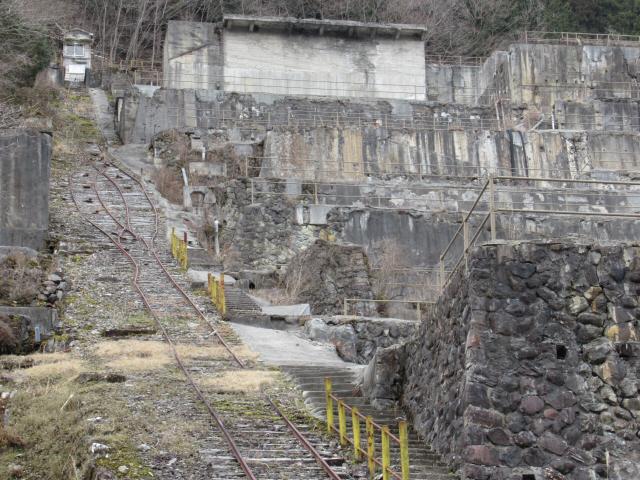 神子畑選鉱場跡2