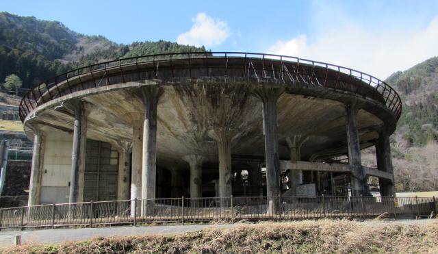 神子畑選鉱場跡5