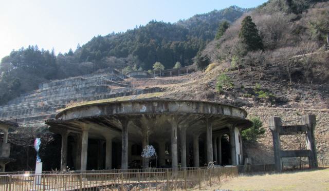 神子畑選鉱場跡4