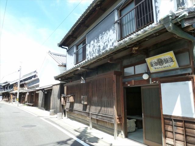 戸津井醤油醸造場1