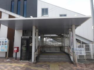 奈良JR和歌山線志都美駅
