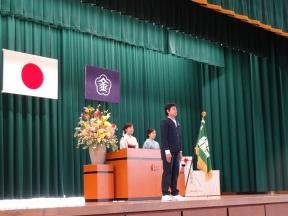 アハマド君のもっと日本語を勉強しますとの決意も