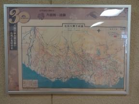 嘉南大圳平面図
