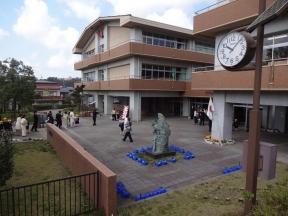 杜小の入学式