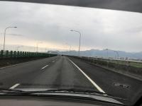 業者の車で宜蘭へ190325