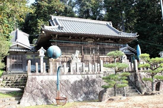 ⑬八幡神社