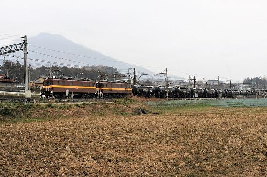 ⑯現役貨物列車
