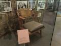 スタニスラフスキーの指定席だったモスクワ芸術座の椅子