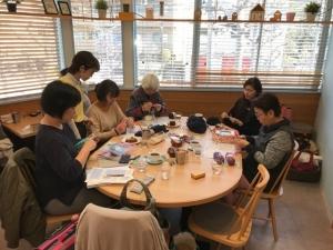 201903 komae ニットカフェ