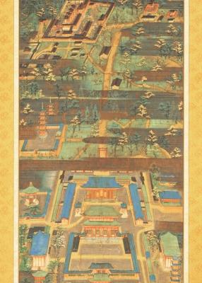 春日寺社曼荼羅」奈良国立博物館JPEGイメージ