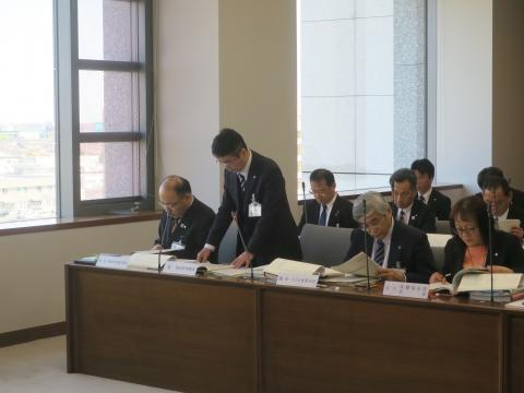 平成31年3月14日「保健福祉医療委員会」議案修正動議②