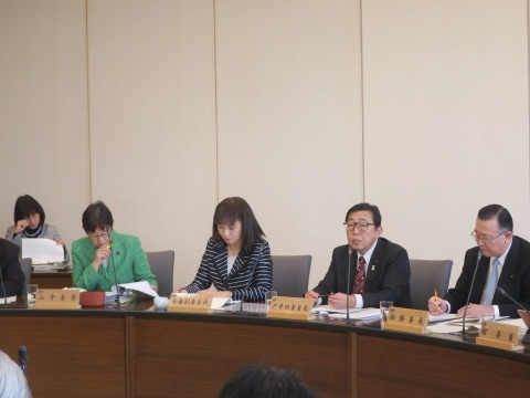 平成31年3月14日「保健福祉医療委員会」議案修正動議②1