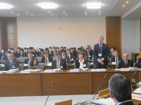 平成31年3月14日「保健福祉医療委員会」議案修正動議⑤ (1)