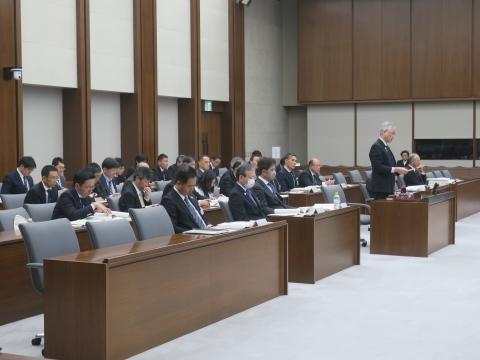 「予算特別委員会」2日目④