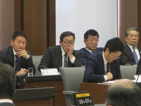 「予算特別委員会」2日目⑤