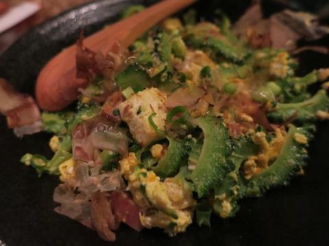 「沖縄料理かなでち」⑨