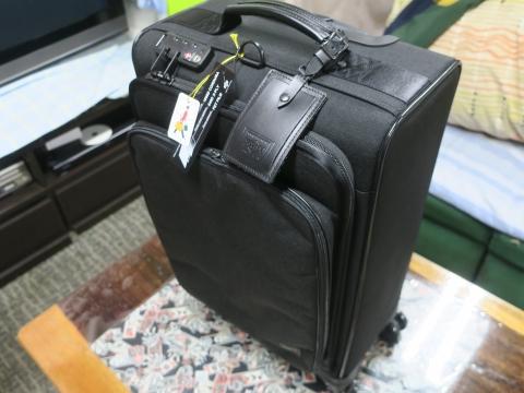 「吉田カバンPOTERのトローリーバックを買いました!」 (4)