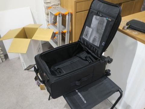 「吉田カバンPOTERのトローリーバックを買いました!」 (10)