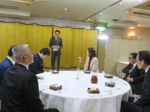 「石岡理容生活衛生同業組合」通常総会&懇親会 (2)