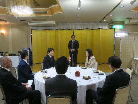 「石岡理容生活衛生同業組合」通常総会&懇親会 (4)