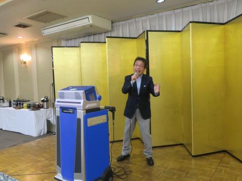 「石岡理容生活衛生同業組合」通常総会&懇親会 (8)