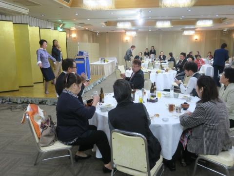 「石岡理容生活衛生同業組合」通常総会&懇親会 (9)