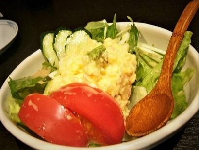 アボガド入りポテトサラダ (2)