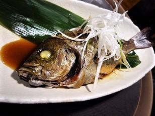 イサキ煮付け1 (2)