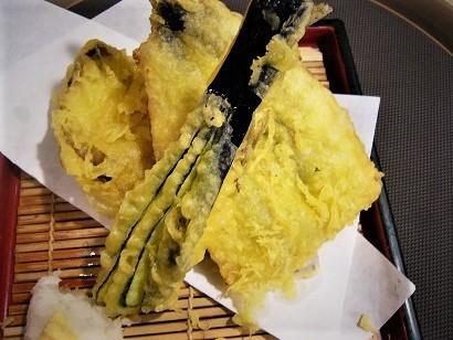 イワシの天ぷら3