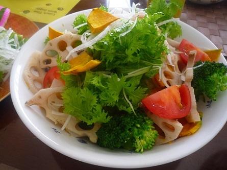 焼き根菜サラダ