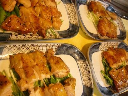 国産若鶏照り焼き